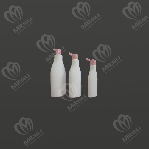 COSMETIC SHAMPOO BOTTLE